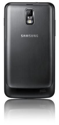 Samsung Galaxy SII LTE baksida