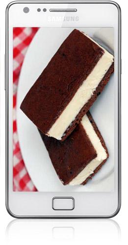 Ice cream sandwich på väg till Samsung Galaxy S II