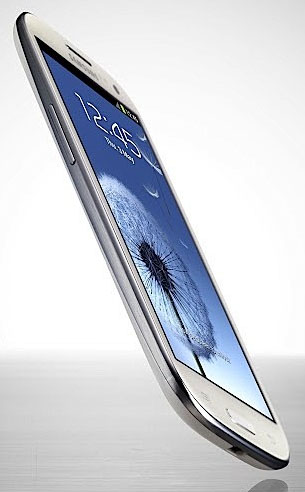Samsung Galaxy S III i profil