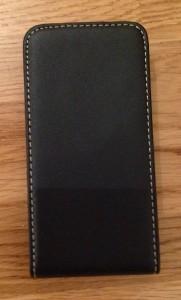 Case It Executive Leather Flip Case iPhone 4/iPhone 4S framsida