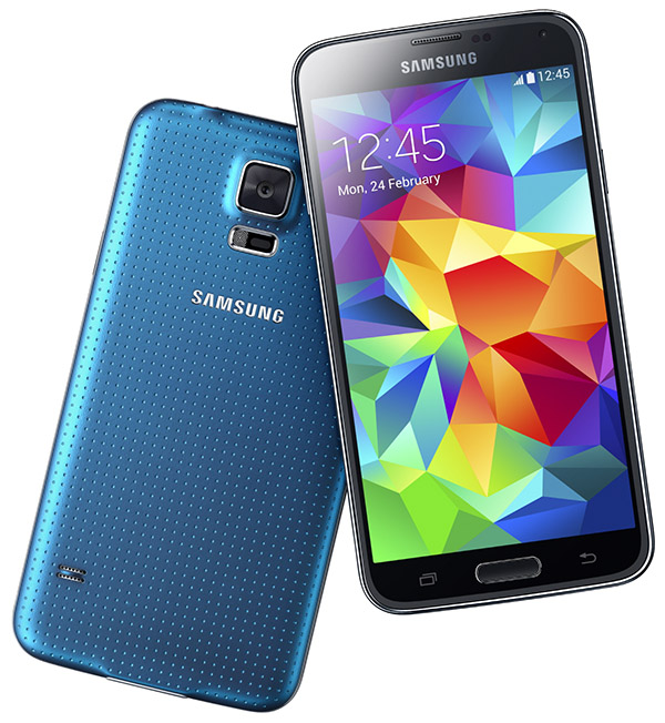 Samsung Galaxy S5 Electric blue
