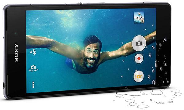 Vattentäta Sony Xperia Z2