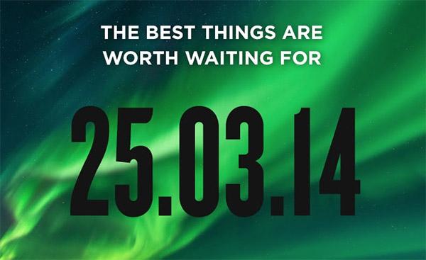 Uppföljaren till HTC One teasas i utskick från HTC Sverige